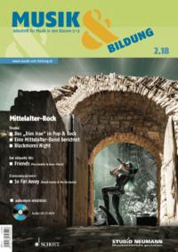 Heft 2.18 Thema: Mittelalter-Rock