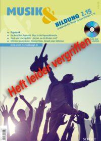 Heft 2.15 Thema: Popmusik