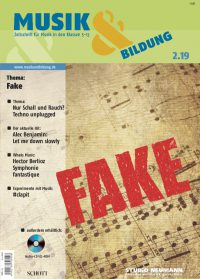 Heft 2.19 Thema: Fake