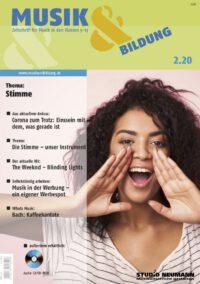 Heft 2.20 Thema: Stimme